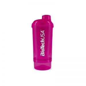 BioTech-Shaker-Compact-Cyklamenova-Priesvitna-500ml+150ml