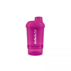 BioTech-USA-Shaker-Nano-Cyklamenova-Priesvitna350ml+150ml