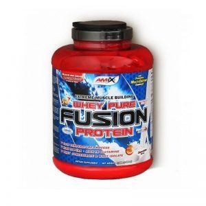 Whey Pure Fusion Protein - 2300 g