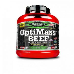 Opti Mass Beef - 2500 g
