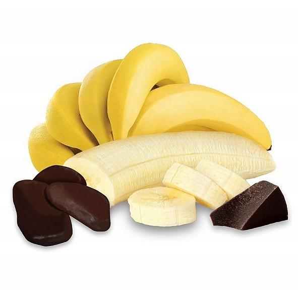 Čokoláda-banán