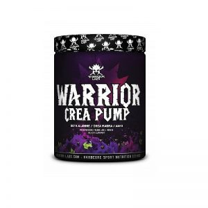 Warrior-Crea-Pump-400g