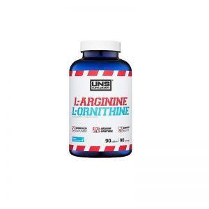 UNS-Supplements-L-Arginine-L-Ornithine-90tab