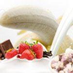 Banán - jogurt