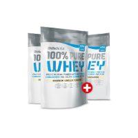 BioTech-USA-100_Pure-Whey-Akcia-3*454g