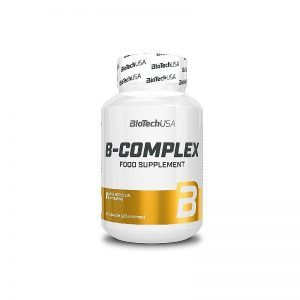 BioTech-USA-B-Complex-60-tab