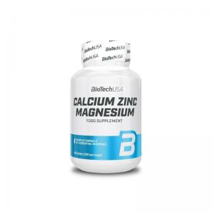 BioTechUSA_Calcium_Zinc_Magnesium_100_tab