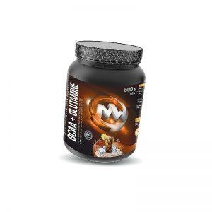MAXXWIN-BCAA+Glutamine-Cola-500g