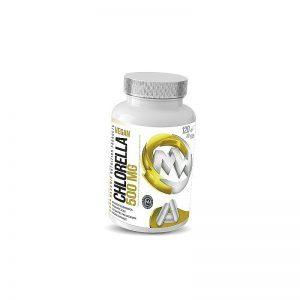 MAXXWIN-Chlorella-500mg-Vegan-120tab