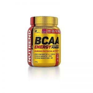 Nutrend-BCAA-Energy-Mega-Strong-Powder-Malina-500g