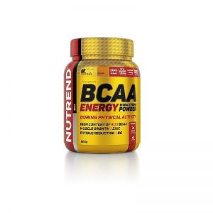 Nutrend-BCAA-Energy-Mega-Strong-Powder-Pomaranc-500g