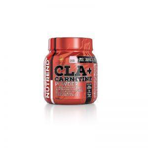 Nutrend-CLA+Carnitine-Powder-300g