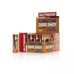 Nutrend-Carnitine-3000-Shot-20×60ml