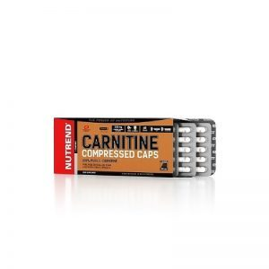 Nutrend-Carnitine-Compressed-Caps-120tab