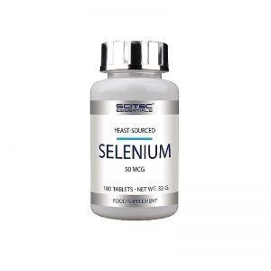 Scitec-Essentials-Selenium-100tab