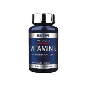 Scitec-Essentials-Vitamin-E-100tab
