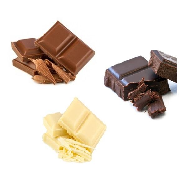 Trojitá čokoláda