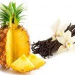 Ananás - vanilka