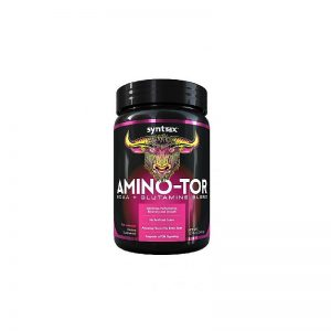 Syntrax-Amino-Tor-Pink-Lemonade-340g