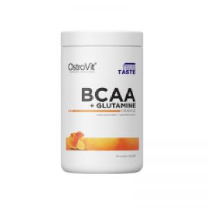 OstroVit-BCAA+Glutamine-Orange-400-g