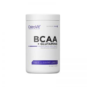 OstroVit-BCAA+Glutamine-Pure-400-g