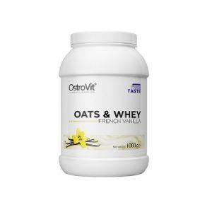 OstroVit-Oats&Whey-French-Vanilla-1000-g