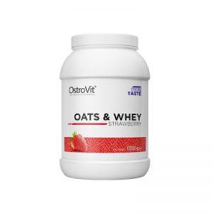 OstroVit-Oats&Whey-Strawberry-1000-g