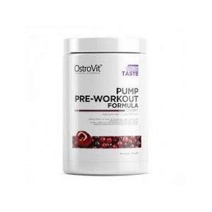 OstroVit-Pump-PRE-Workout-Formula-Cherry-500-g