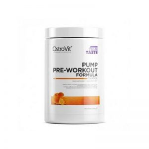 OstroVit-Pump-PRE-Workout-Formula-Orange-500-g