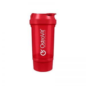 OstroVit-Shaker-Premium-Cerveny-500-ml