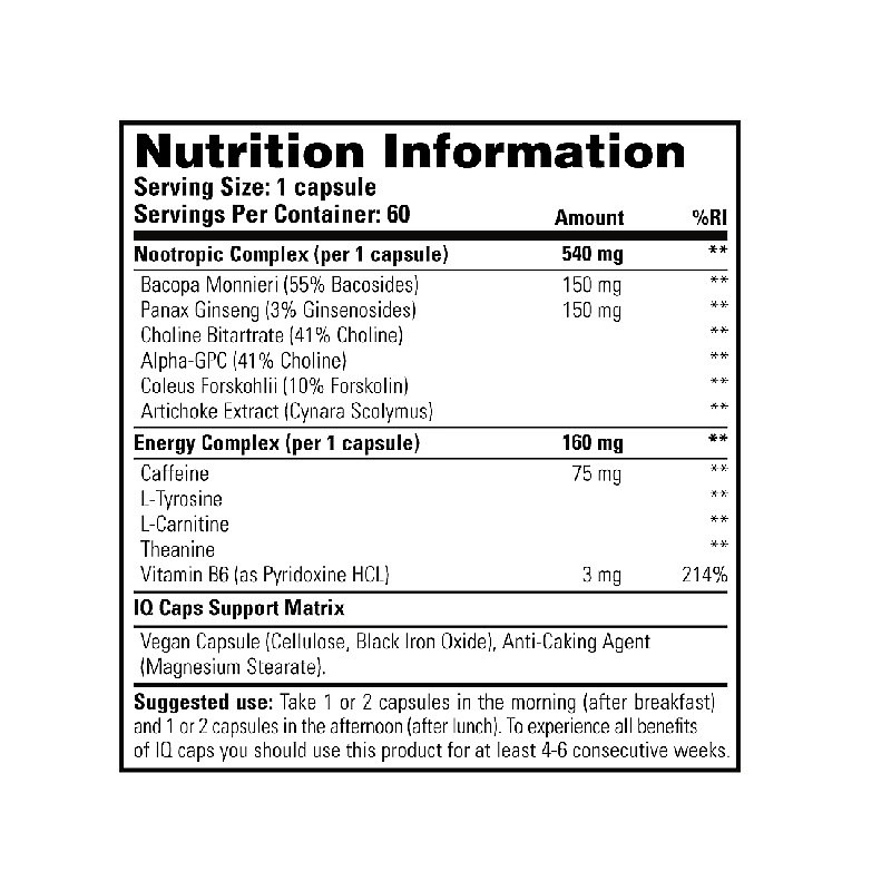 Stacker2-IQ-Caps-Nutrition-Facts-60-tab