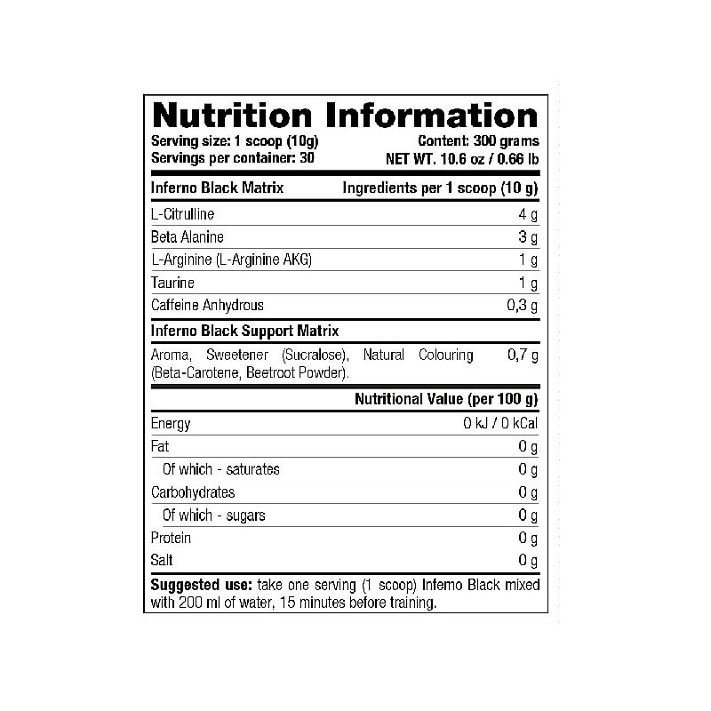 Stacker2-Inferno-Black-Nutrition-Facts-300-g
