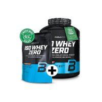 BioTech-USA-ISO-Whey-Zero-2270-g+ISO-Whey-Zero-500-g
