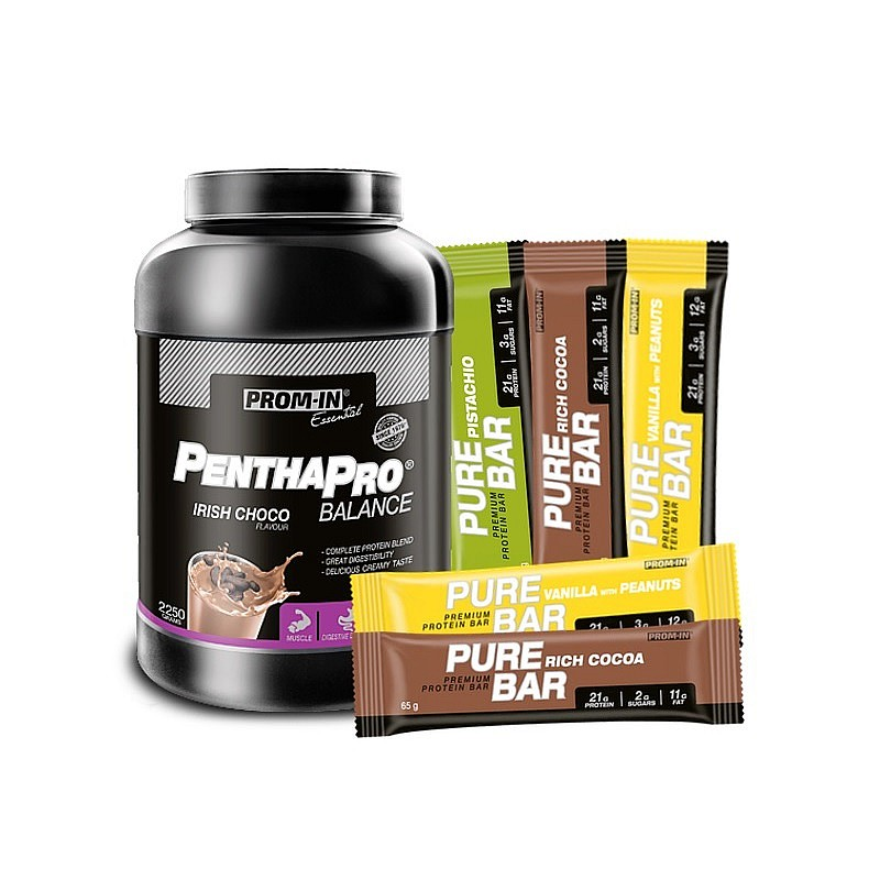 PROM-IN-Pentha-PRO-2250-g+Pure-Bar-5×65-g