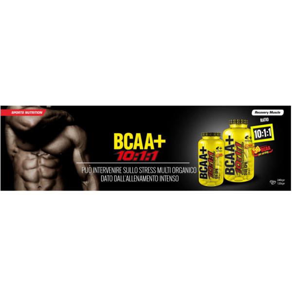 4+Nutrition BCAA 10 1 1