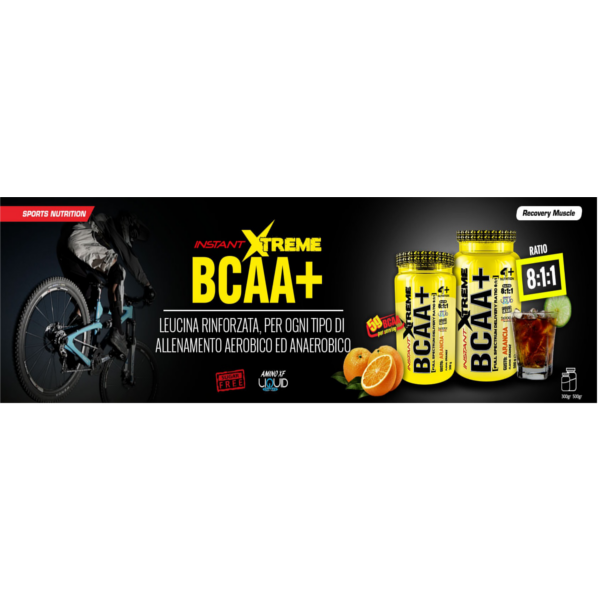 4+Nutrition BCAA Instant