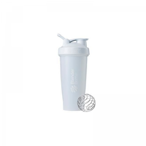 Blender-Bottle-Classic-Clear-Biely-600-ml