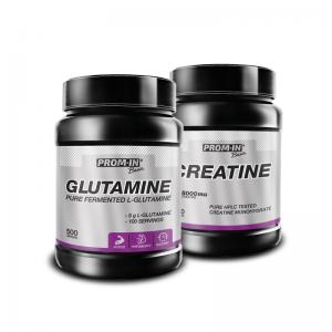 PROM-IN-Glutamine-500-g+Creatine-500-g