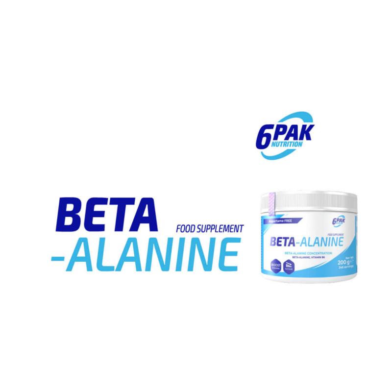 6 Pak Beta Alanine